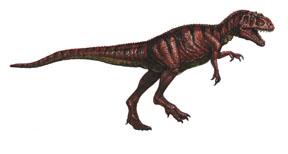 Metriacanthosaurus Metriacanthosaurus - J...