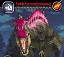Dinosaur King TCG - Series 3: Alpha Dinosaurs Attack: Card Gallery