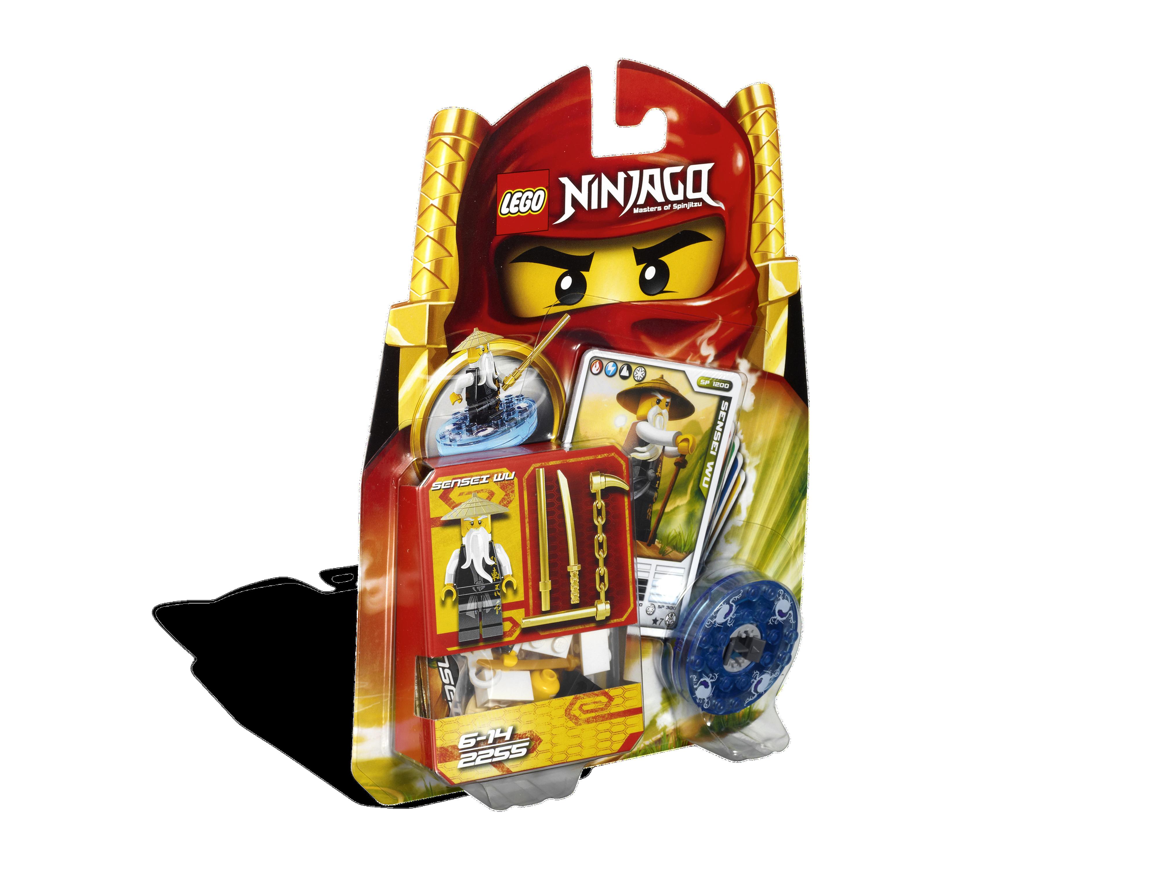 2255 sensei wu brickipedia the lego wiki - Sensei ninjago ...