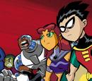 Teen Titans Fan Fiction Wiki