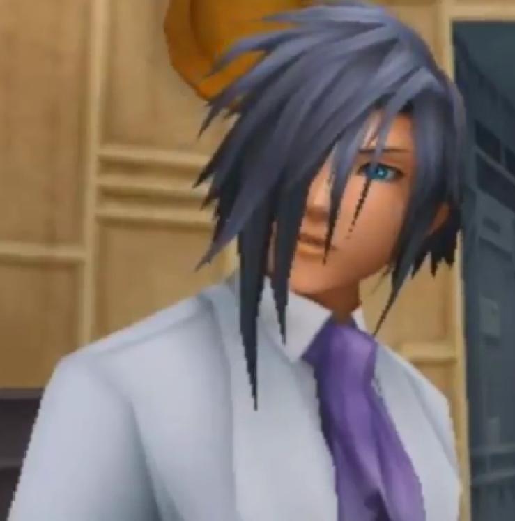 Ienzo - Kingdom Hearts Wiki - Celui qui ne sait rien, ne peut rien ...