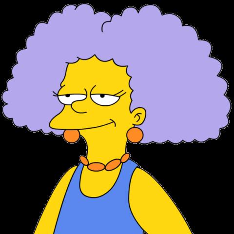 Selma bouvier simpsons italia - Selma bouvier ...