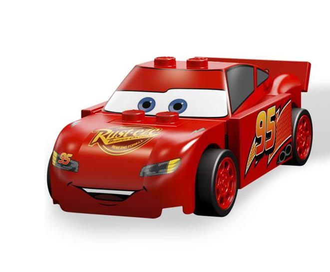 Lightning McQueen - Brickipedia, the LEGO Wiki