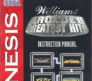 Williams' Arcade's Greatest Hits