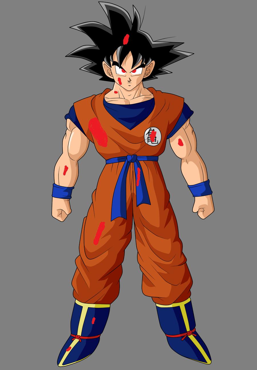 Killer Goku Ultra Dragon Ball Wiki