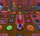 Sonic Shuffle boards