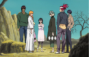 Ichigo regroups at Uraharas.png