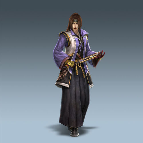 Warriors Orochi 3 Wikipedia: Mitsunari-wo3-dlc-woorigonal.jpg