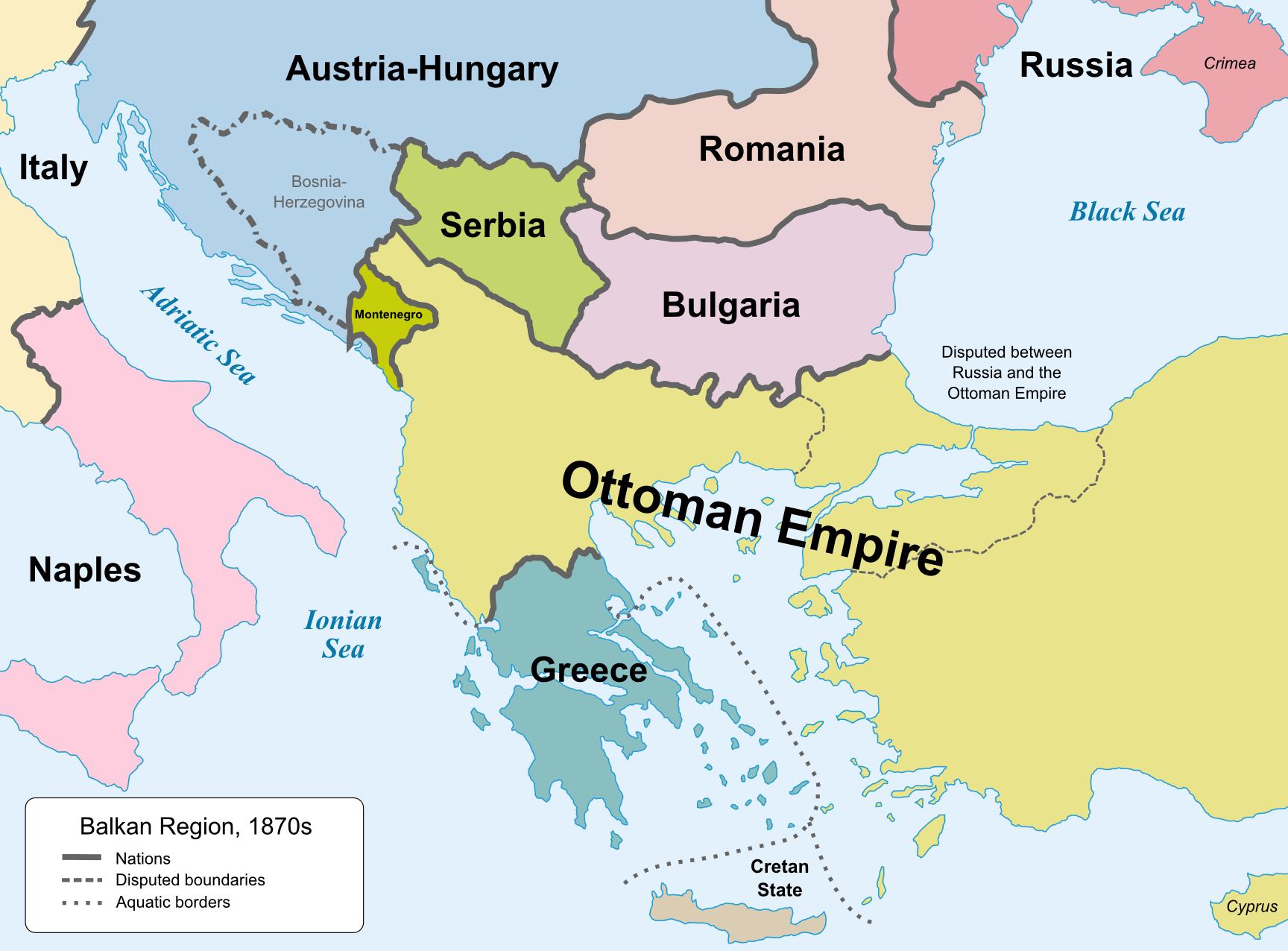 Bosnian crisis of 1908