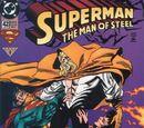 Superman: Man of Steel Vol 1 42
