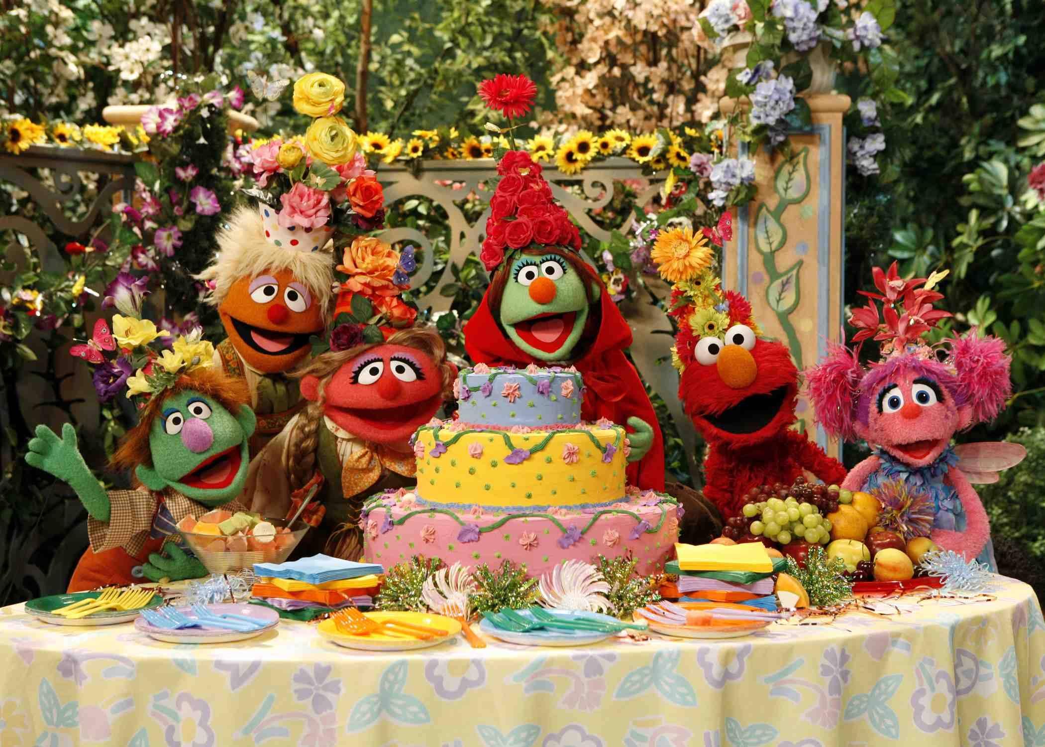 Little Red Riding Hood Muppet Wiki