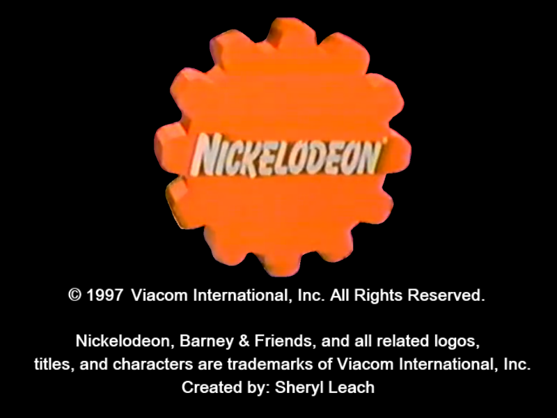 Barney Amp Friends On Nick Jr Vhs Ideas At Scratchpad The