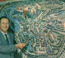 Disneyland Maps Gallery