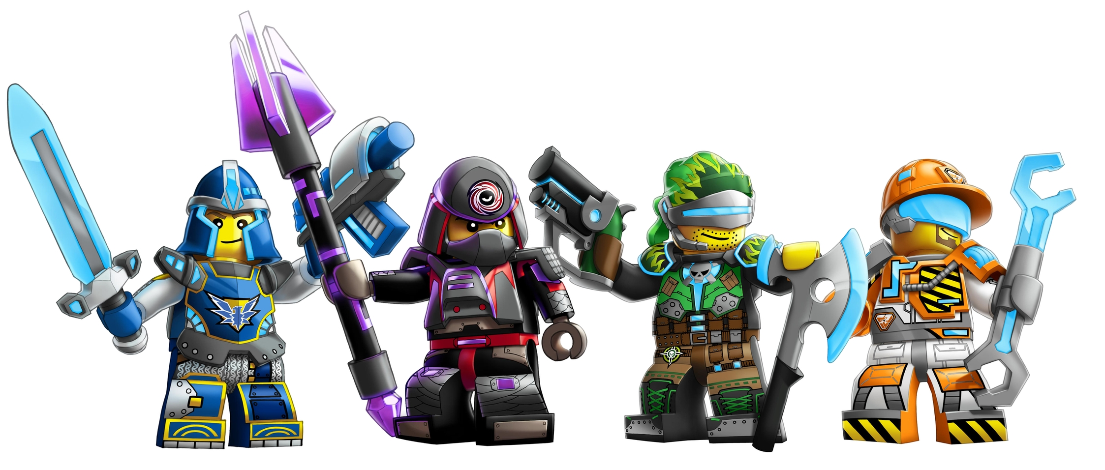 Image Lego Universe Rayhawk Scouts Jpg The Lego