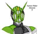 Kamen Rider Decade X