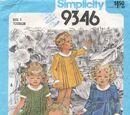 Simplicity 9346 A
