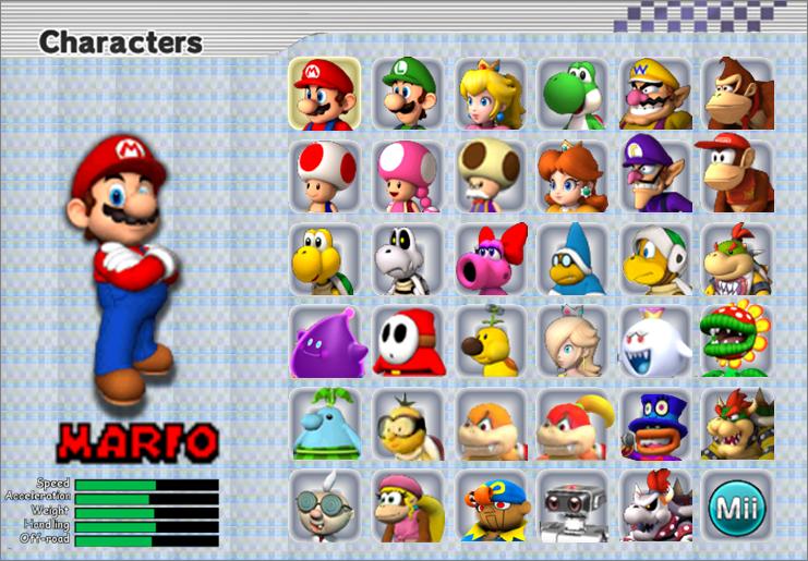 Mario Kart Xl Fantendo The Video Game Fanon Wiki