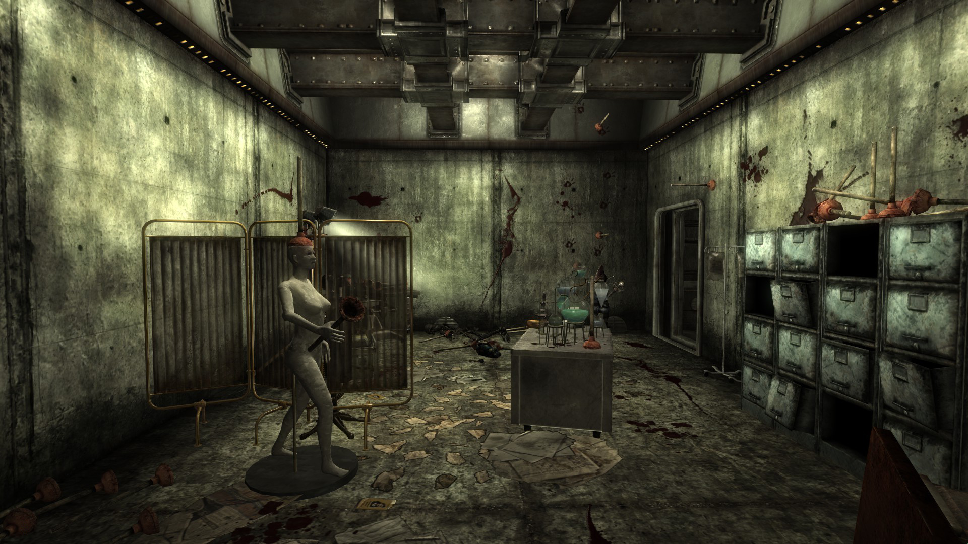 Fallout  Plunger Room