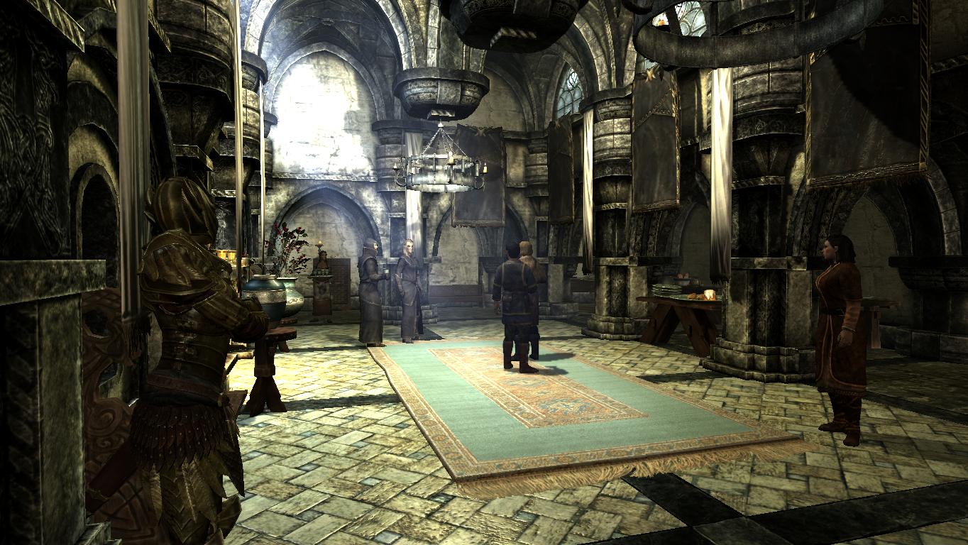 Diplomatic Immunity Elder Scrolls Wikia