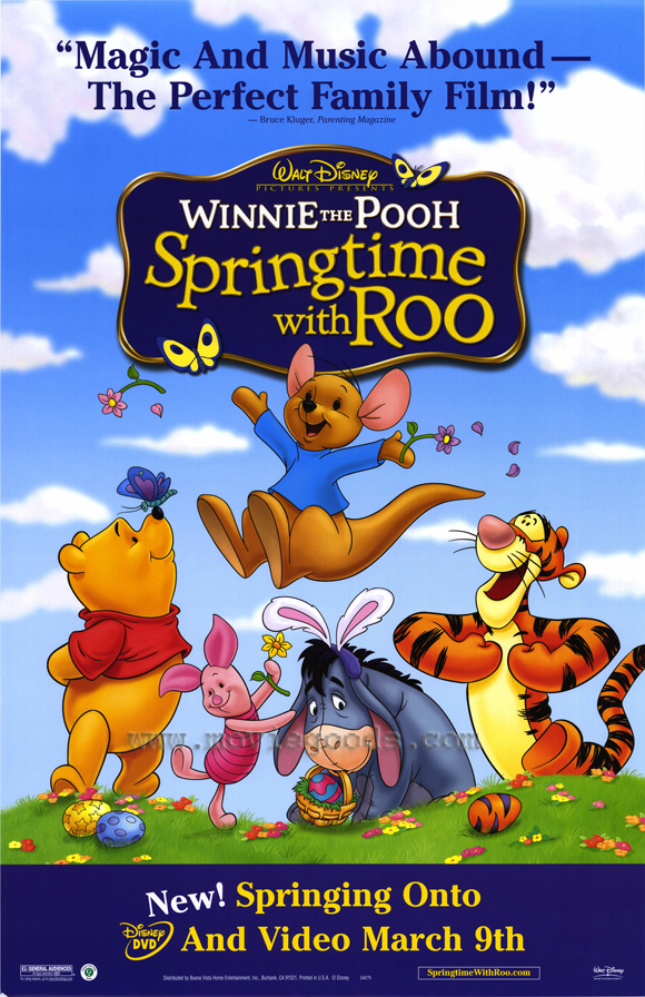 Winnie The Pooh Springtime With Roo Disney Wiki