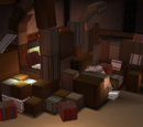 Ninjago Storeroom