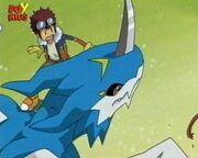 Digimon Frontier / Season Two: profile 180px-Mega-Biss