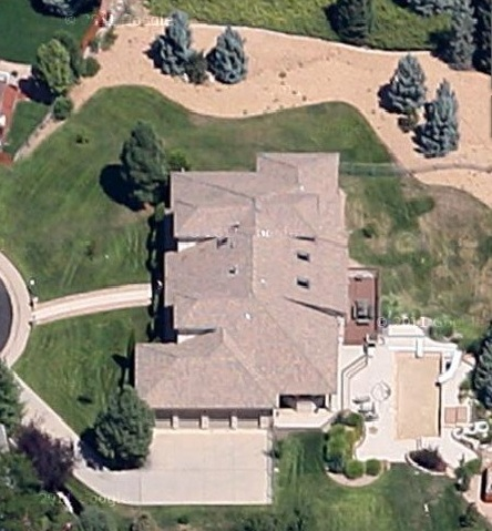 photo: house/residence of weird arrogant attractive  3 million earning Littleton, Colorado, United States-resident