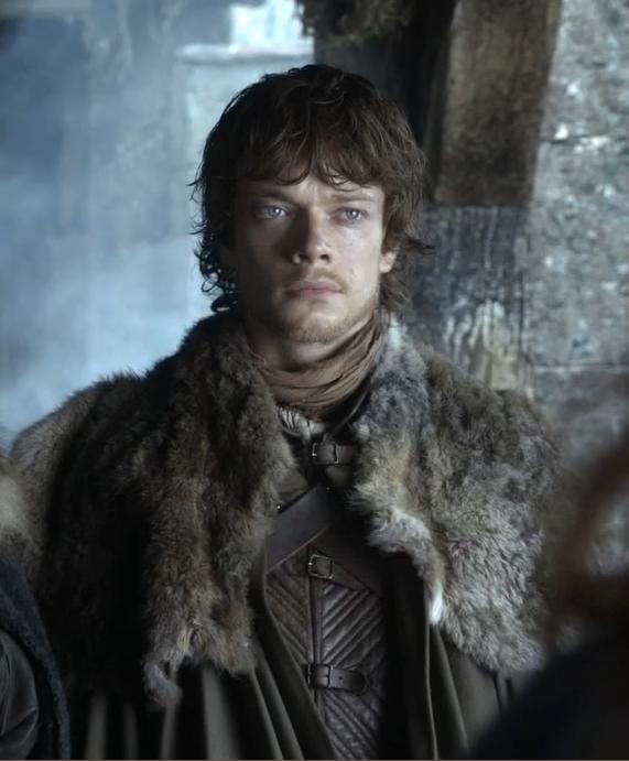 Theon Greyjoy - Lucerne Wiki