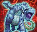 Vulcano Evolusaurio