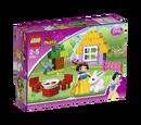 6152 Snow White's Cottage