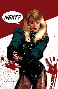 Black Canary (Dinah Laurel Lance)