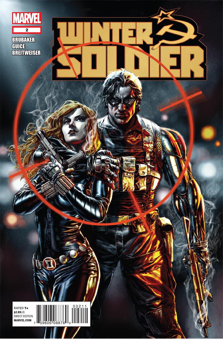 Winter Soldier Vol 1 2...