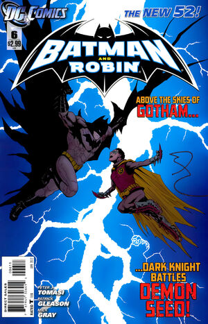 [DC Comics] Batman: discusión general 300px-Batman_and_Robin_Vol_2_6