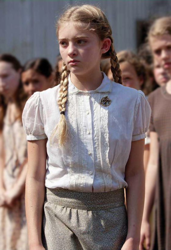 Primrose Everdeen - The Hunger Games Wiki