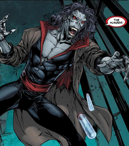 Morbius Vampire >> Michael Morbius (Earth-616) - Marvel Comics Database