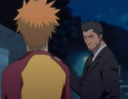 185px-Isshin & Ichigo talk serious
