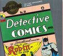 Millennium Edition: Detective Comics Vol 1 38