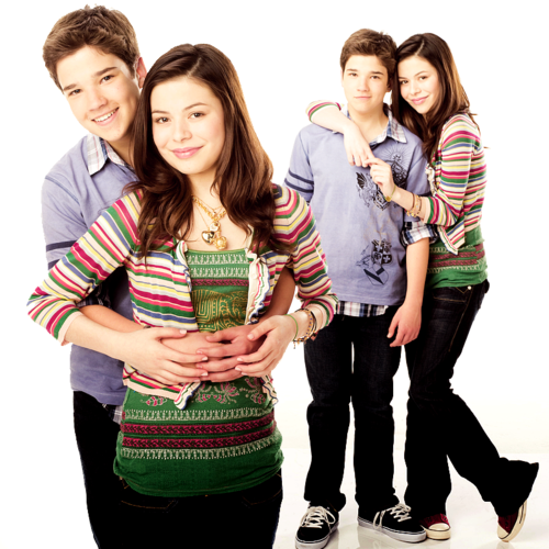 Nathan Kress And Miranda Cosgrove Kissing For Real