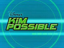Kim Possible logo