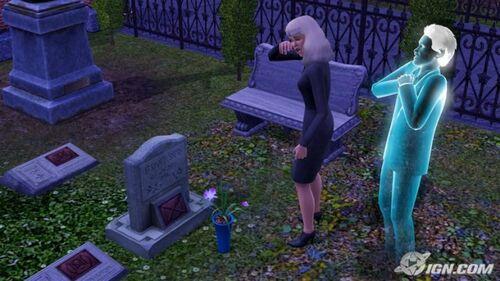 jogo gnomo de jardim : jogo gnomo de jardim:Image – Agnes Rugabaixa no Cemitério.jpg – The Sims Wiki – Wikia