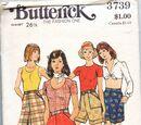 Butterick 3739 B