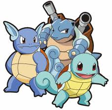 Squirtle Evolution Chain Image - Squirtle Evolu...