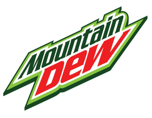 Logo Gallery - The Mountain Dew Wiki - Flavors, Promotions ...