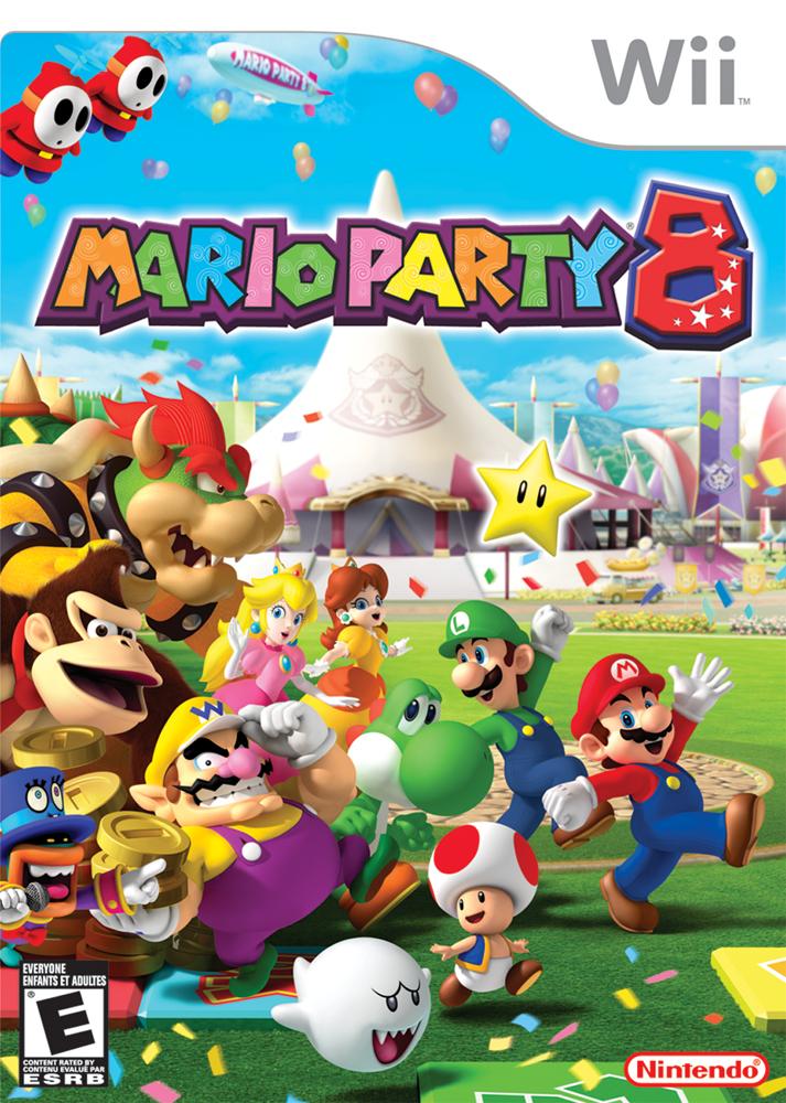 Mario Party 8 - MarioW...