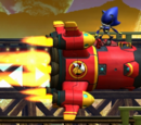 Tails' Rocket
