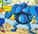 Metal Robotnik (Archie)