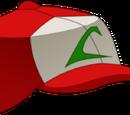Gorra de Ash Ketchum
