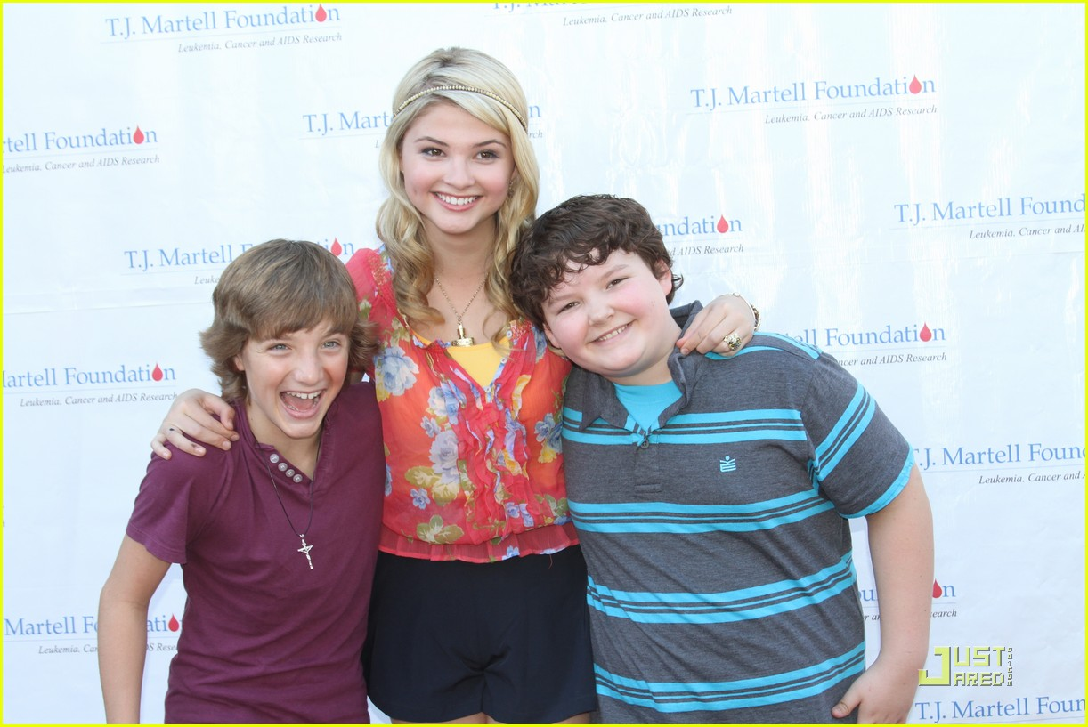 Stefanie Scott and jake short