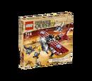 7307 Flying Mummy Attack