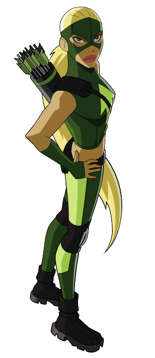 Artemis (Heroes of the Future) - Young Justice Fanon Wiki